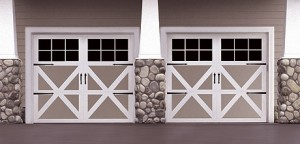 steel carriage house